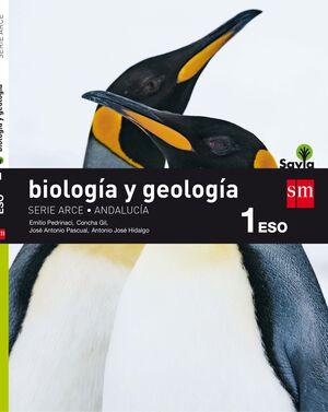 BIOLOGÍA Y GEOLOGÍA. 1 ESO. SAVIA. ANDALUCÍA