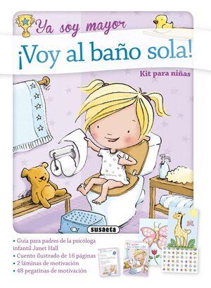VOY AL BAÑO SOLA