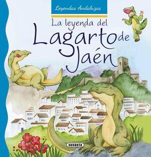 LA LEYENDA DEL LAGARTO DE JAÉN
