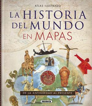 HISTORIA DEL MUNDO EN MAPAS