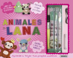 ANIMALES DE LANA