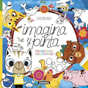 DOODLING - IMAGINA Y PINTA