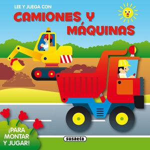 CAMIONES Y MÁQUINAS