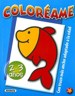 COLORÉAME 2-3 AÑOS