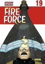 FIRE FORCE 19 + COFRE