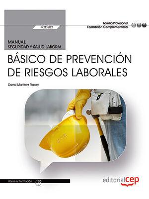 MANUAL BASICO PREVENCION RIESGOS LABORALES
