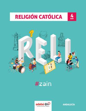 RELIGIÓN CATOLICA 4 ESO ZAIN