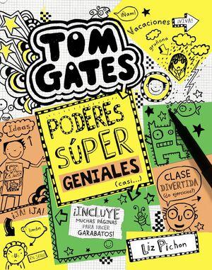 PODERES SUPER GENIALES