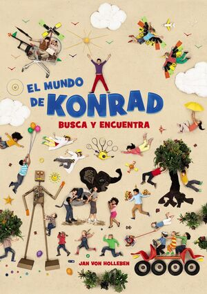 EL MUNDO DE KONRAD. BUSCA Y ENCUENTRA