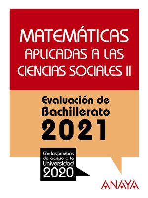 MATEMATICAS APLICADAS A LAS CIENCIAS SOCIALES II 2021