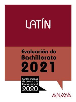 LATIN EVALUACION DE BACHILLERATO 2021