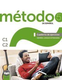 MÉTODO 5 DE ESPAÑOL CUADERNO DE EJERCICIOS C1-C2