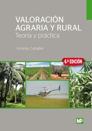 VALORACIÓN AGRARIA Y RURAL