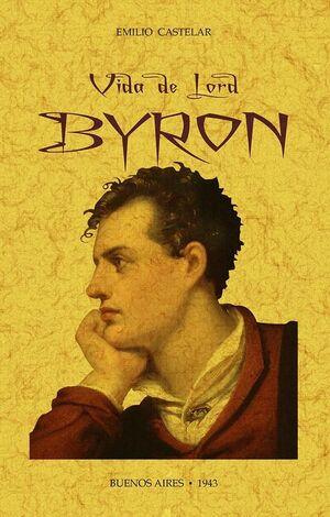 VIDA DE LORD BYRON