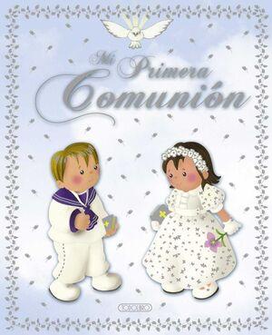 MI PRIMERA COMUNIÓN ( ROSA )