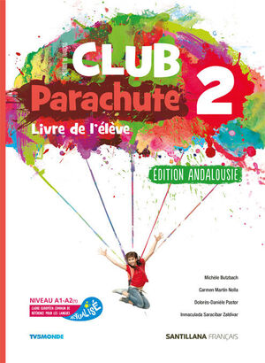 CLUB PARACHUTE 2 PACK ELEVE ANDALUCIA