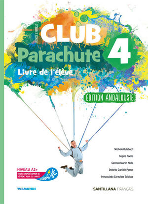 CLUB PARACHUTE 4 PACK ELEVE ANDALUCIA
