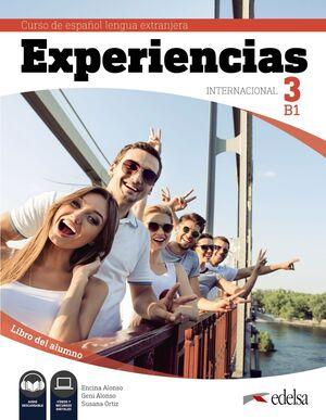 EXPERIENCIAS INT 3 B1