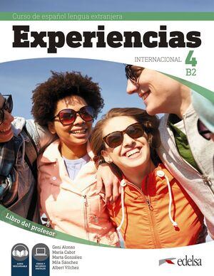 EXPERIENCIAS INTERNACIONAL 4 B2