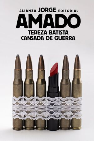 TEREZA BATISTA CANSADA DE GUERRA
