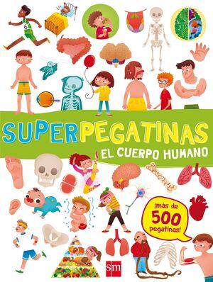 SUPERPEGATINAS EL CUERPO HUMANO