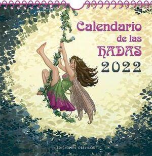 2022 CALENDARIO DE LAS HADAS