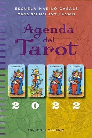 2022 AGENDA DEL TAROT