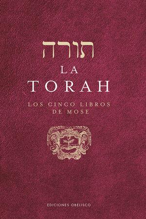 TORAH, LA. LOS CINCO LIBROS DE MOSE