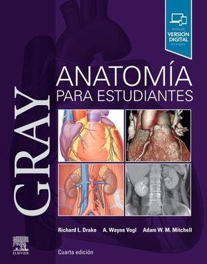 GRAY ANATOMÍA PARA ESTUDIANTES