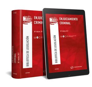 ENJUICIAMIENTO CRIMINAL (PAPEL + E-BOOK)