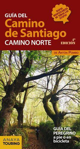 GUÍA DEL CAMINO DE SANTIAGO CAMINO NORTE