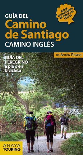 GUÍA DEL CAMINO DE SANTIAGO CAMINO INGLÉS