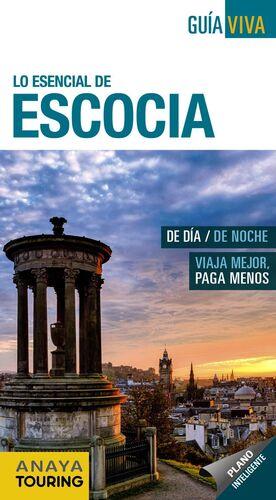 LO ESENCIAL DE ESCOCIA GUIA VIVA
