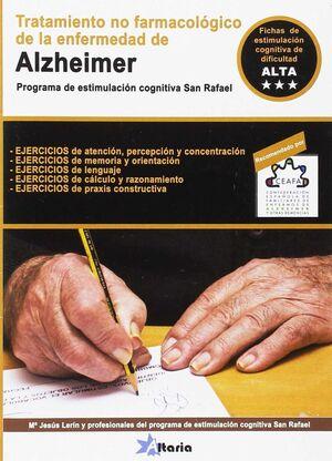 TRATAMIENTO NO FARMACOLÓGICO DEL ALZHEIMER
