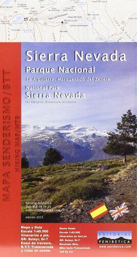 SIERRA NEVADA, PARQUE NACIONAL