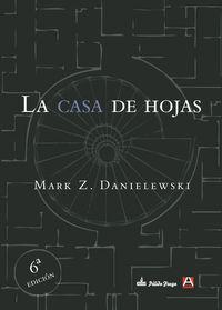 CASA DE HOJAS,LA 8ªED
