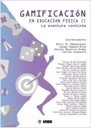 GAMIFICACION EN EDUCACIÓN FISICA II