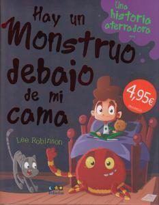 HAY UN MONSTRUO DEBAJO DE MI CAMA