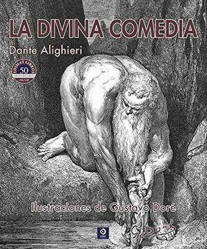 LA DIVINA COMEDIA  ILUSTRACIONES  DE GUSTAVO DORÉ