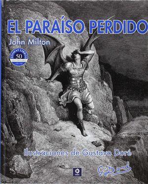 EL PARAÍSO PERDIDO ILUSTRACIONES  DE GUSTAVO DORÉ