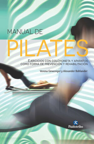 MANUAL PILATES (CARTONÉ + COLOR)