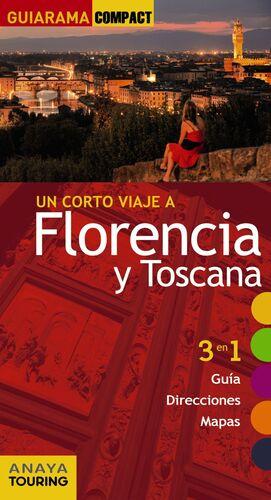 FLORENCIA Y TOSCANA GUIARAMA COMPACT