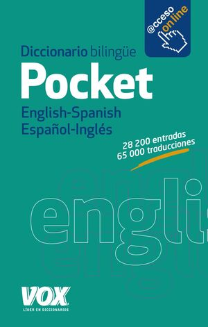 DICCIONARIO POCKET ENGLISH-SPANISH / ESPAÑOL-INGLÉS