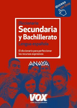 DICCIONARIO SECUNDARIA Y BACHILLERATO LENGUA ESPAÑOLA