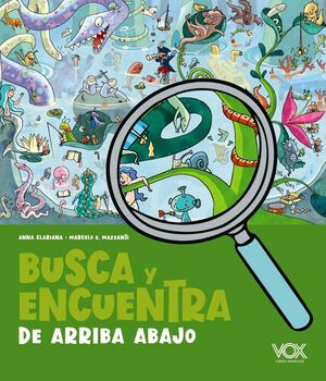 BUSCA Y ENCUENTRA DE ARRIBA ABAJO