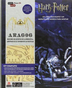 INCREDIBUILDS HARRY POTTER ARAGOG