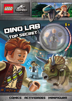 DINO LAB TOP SECRET