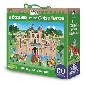 EL CASTILLO DE LOS CABALLEROS  (LIBRO PUZZLE GIGANTE)