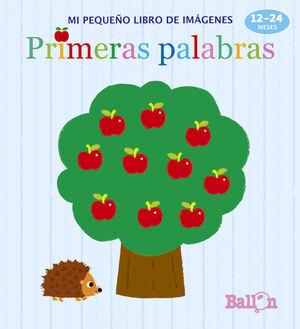 MI PEQUEÑO LIBRO DE IMÁGENES - PRIMERAS PALABRAS